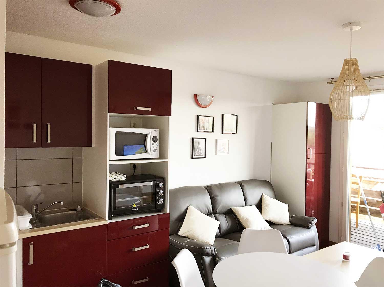 appartement Location cure Préchacq les bain